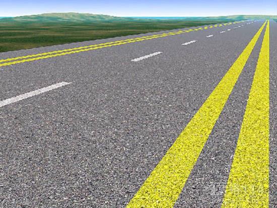 道路画线漆2